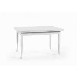 Tavolo laccato bianco con...