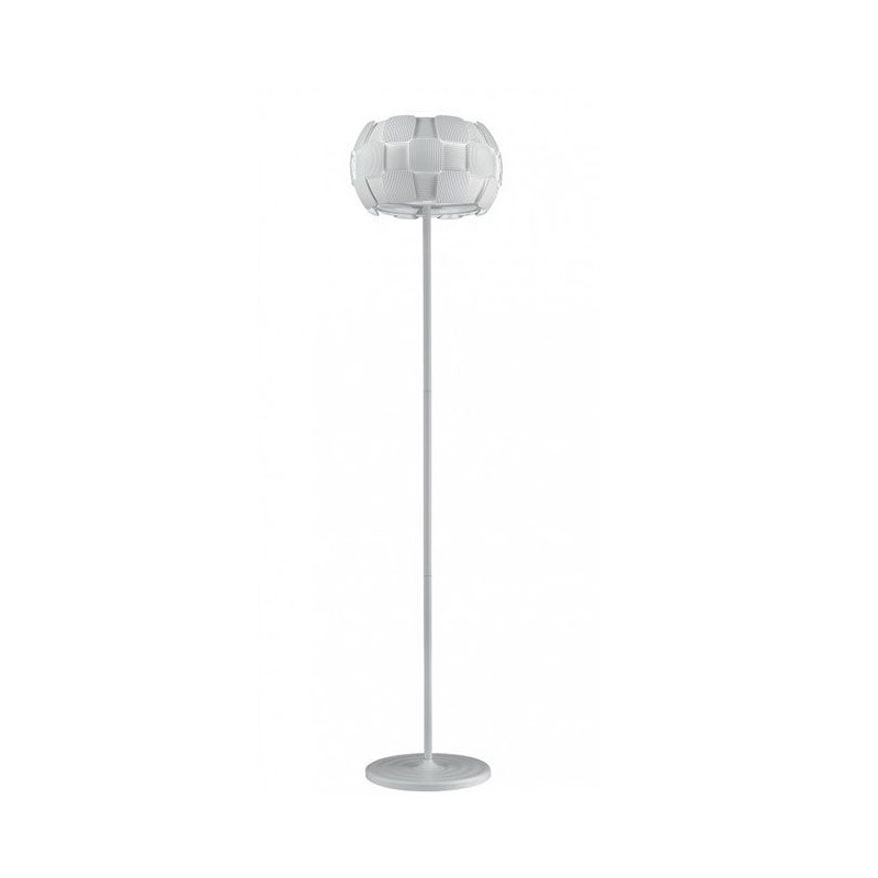 Lampada piantana in policarbonato