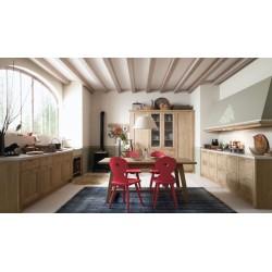 cucina  in legno massello...