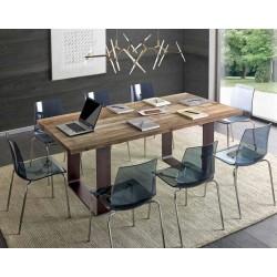 Tavolo ontano legno...