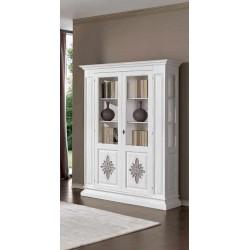 vetrina in legno art.3084
